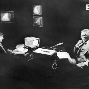 """С Янчо Таков в студиото на """"Всяка неделя"""" 1979 г."""
