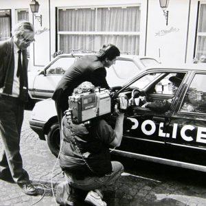 """На снимки в Париж, репортаж за """"Всяка неделя"""", 1991 г."""
